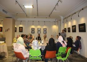 کارگاه آموزشی مولاژ در موزه رضا عباسی برگزار شد