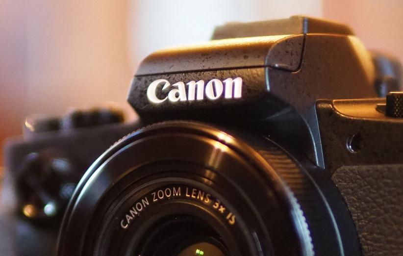 تصاویر دوربین بدون آینه و فول فریم کانن لو رفت