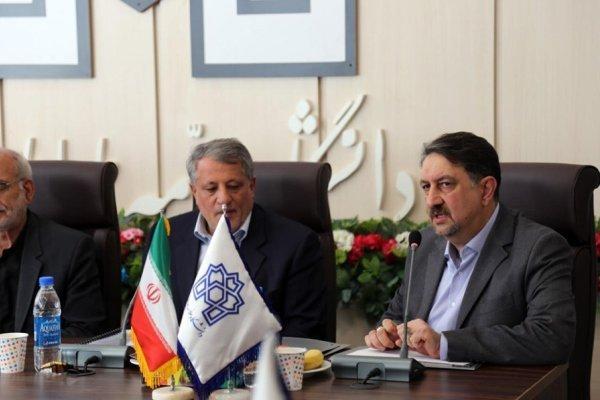جلسه استاندار و روسای دانشگاه های شهر تهران برگزار گردید