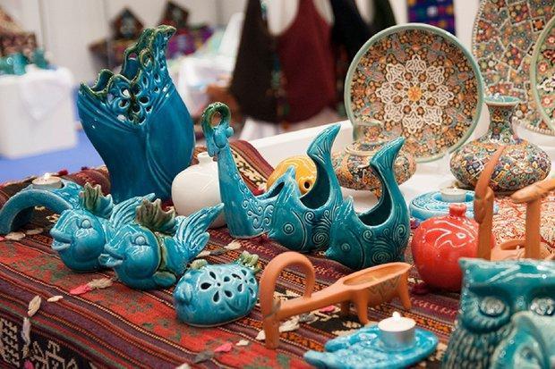 اردستان نیازمند بازارچه تخصصی صنایع دستی است