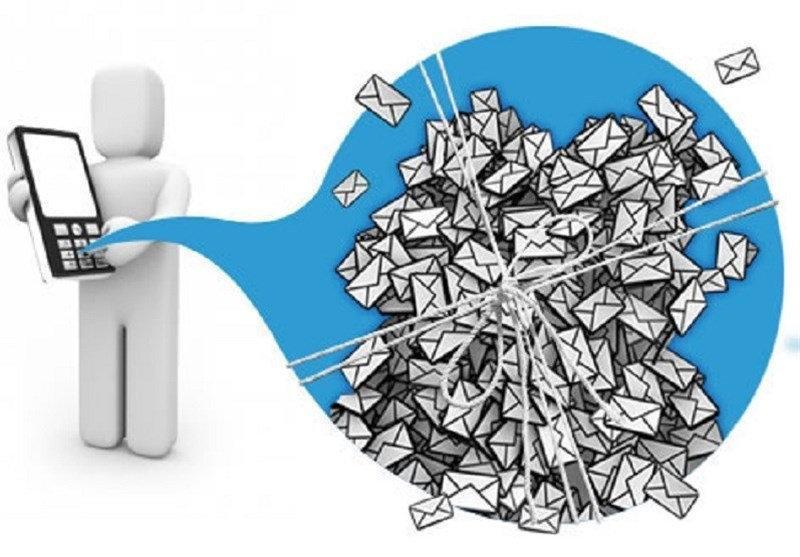 قطع 30 هزار سیم کارت ارسال کننده پیامک تبلیغاتی