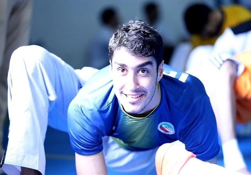 شروع اردوی تیم ملی تکواندو از 29 دی ماه، خدابخشی جواز حضور در اردو را کسب کرد