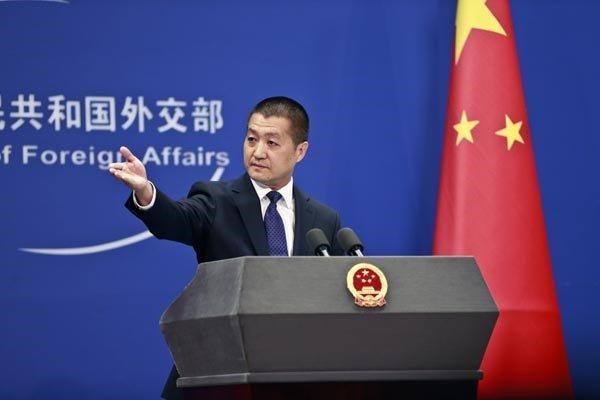 چین: سخنان پمپئو اتهام آمیز و دروغ هستند
