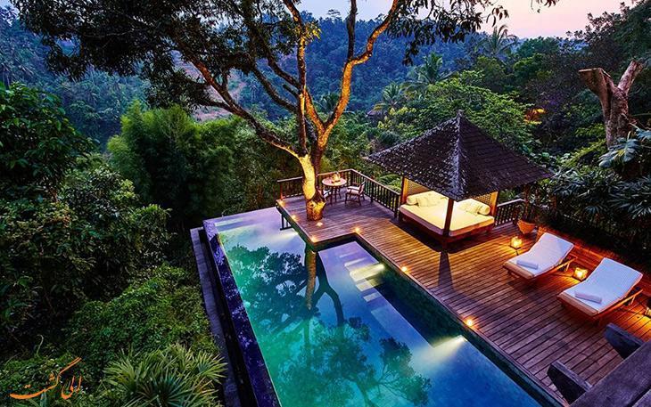 آشنایی با بهترین هتل های بالی