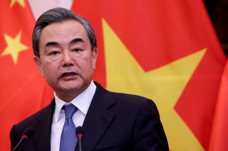 اعتراض وزیر خارجه چین به پمپئو درباره اقدامات آمریکا