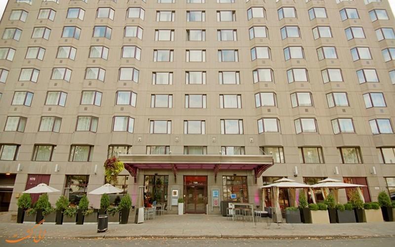 معرفی هتل 4 ستاره نووتل مونترال کانادا