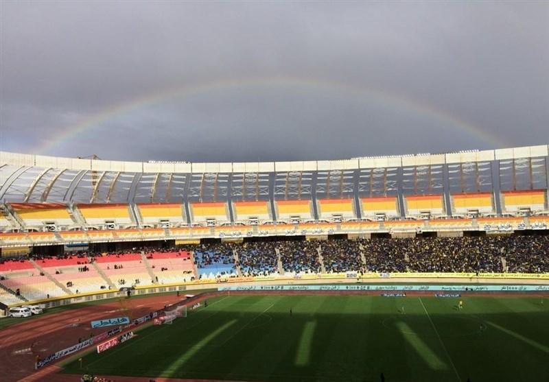 سازمان لیگ اعلام نمود: ظرفیت استادیوم نقش دنیا برای بازی نیمه نهایی جام حذفی 50 - 50 است