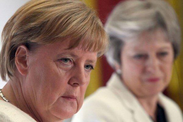 مرکل: نشست فوق العاده سران اتحادیه اروپا 7 خرداد برگزار گردد