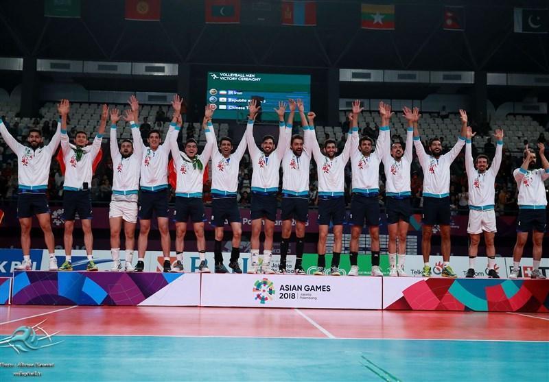 تیم ملی والیبال به اسلوونی می رود، آمریکا، کانادا و اسلوونی حریفان ایران