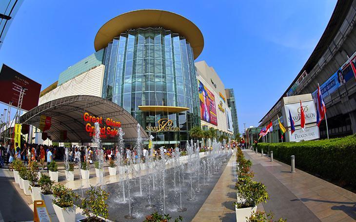 مرکز خرید سیام پاراگون بانکوک، سرزمینی از تفریحات هیجان انگیز