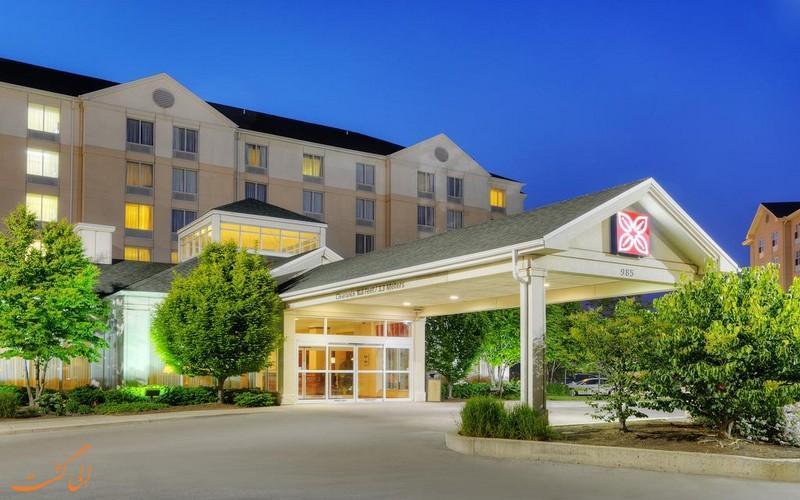 معرفی هتل هیلتون گاردن این تورنتو ، 4 ستاره