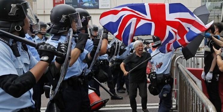 تذکر پکن به دولت انگلیس؛ در امور داخلی ما دخالت نکنید