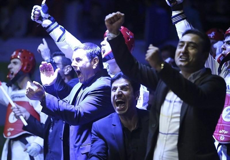 جام جهانی تکواندو، تیم ایران دوشنبه راهی چین می گردد