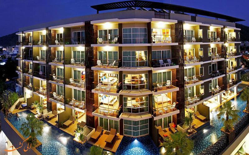 معرفی هتل آنداکیرا پوکت ، 4 ستاره