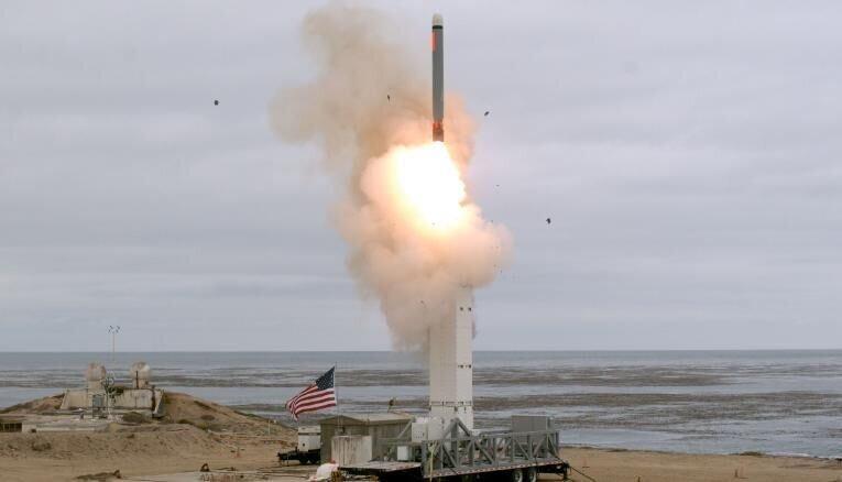 چین آزمایش موشکی آمریکا را مخاطره آمیز خواند