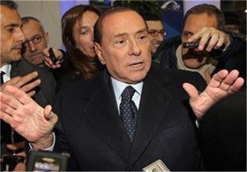 انتقاد برلوسکنی از حکم دادگاه عالی ایتالیا علیه وی