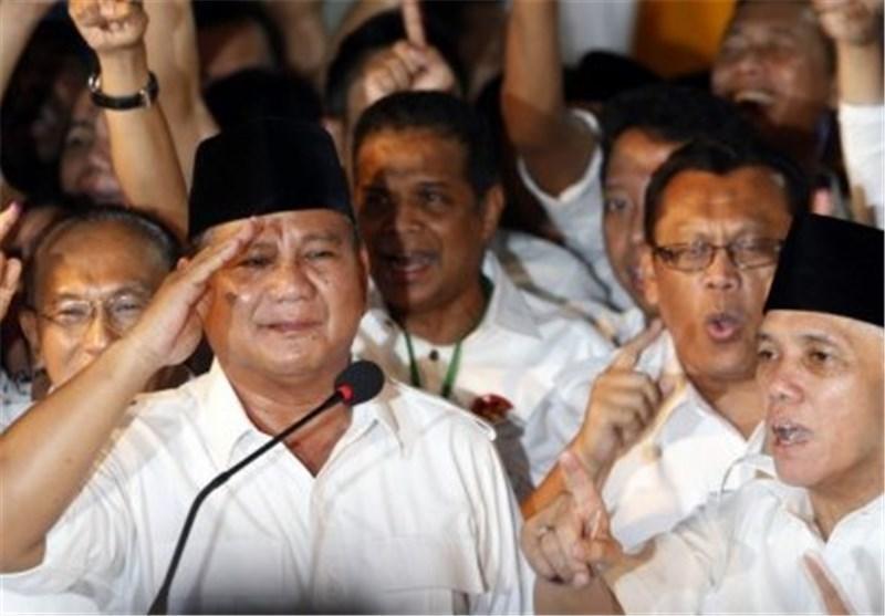هر دو نامزد انتخابات ریاست جمهوری اندونزی ادعای پیروزی کردند