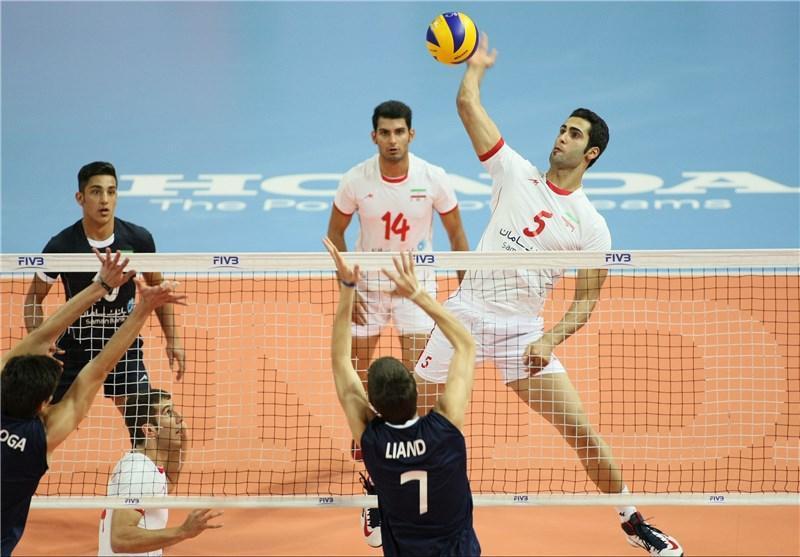 پیروزی ایران و روسیه در روز شکست برزیل و ایتالیا