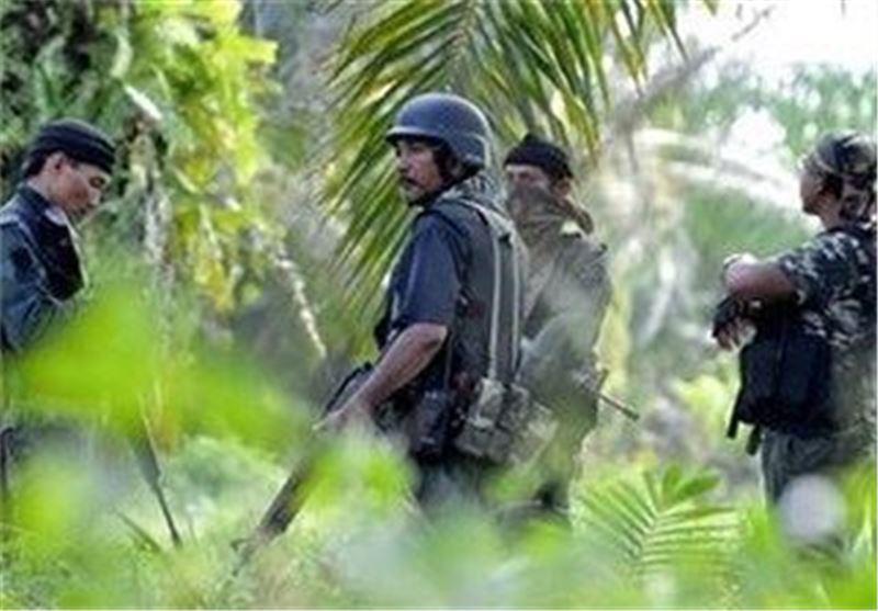 فرار شبه نظامیان فیلیپینی پس از حمله ارتش مالزی