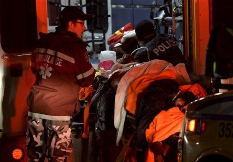 بازداشت مظنونان حمله به مسجدی در کبک کانادا