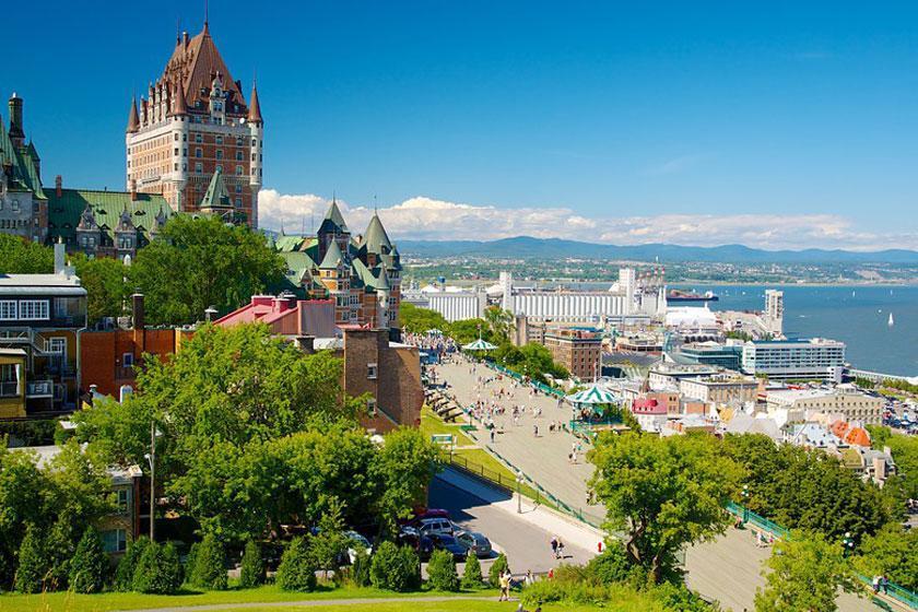چرا کبک بهترین شهر کانادا است؟