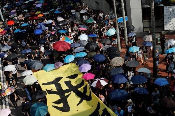 سازمان ملل خواهان تحقیقاتی مستقل در خصوص خشونتها در هنگ کنگ شد