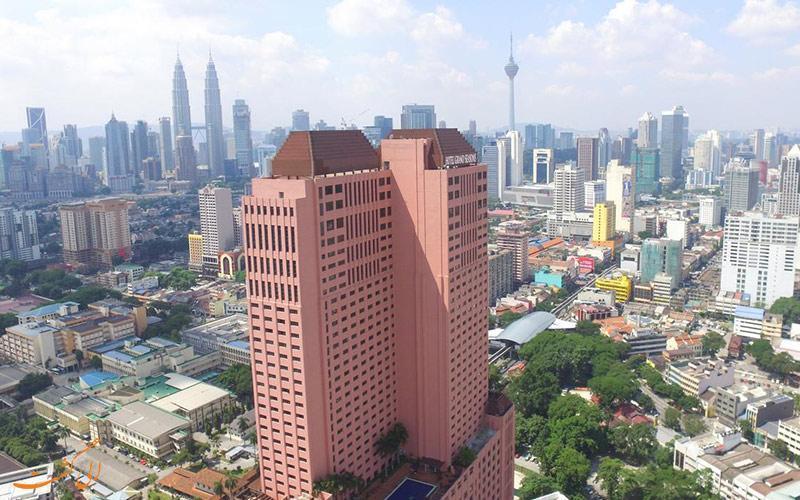 معرفی هتل گرند سیزن کوالالامپور ، 4 ستاره