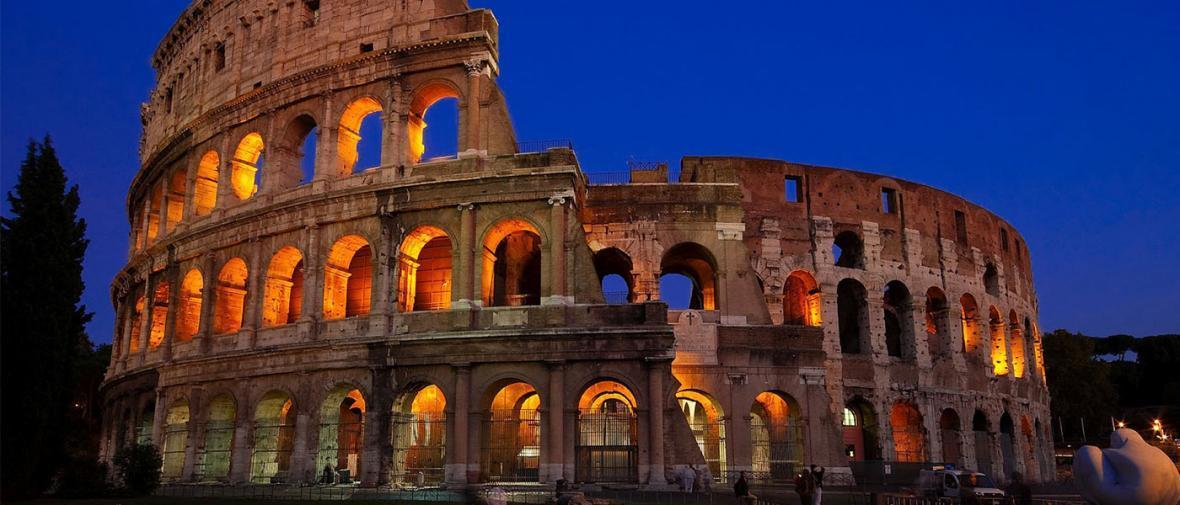سفر به پایتخت باستانی ایتالیا؛ رم