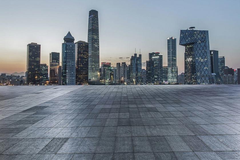پایتخت چین در حال نشست کردن است