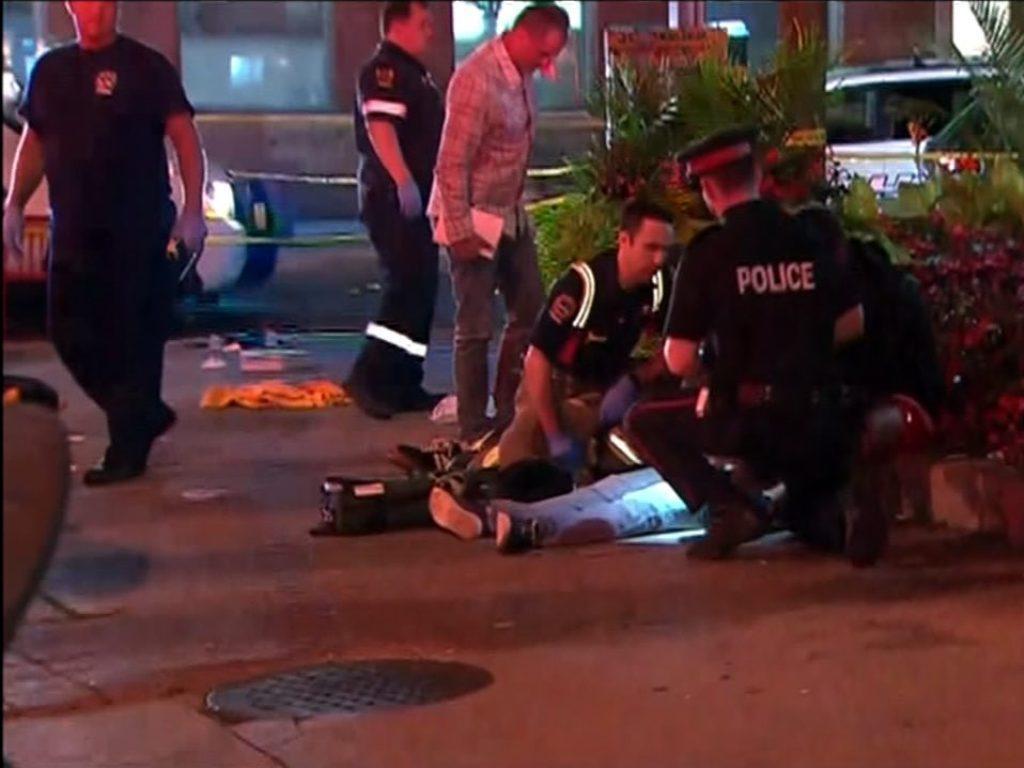 عامل تیراندازی تورنتو شناسایی شد؛ یک بیمار روانی 29 ساله