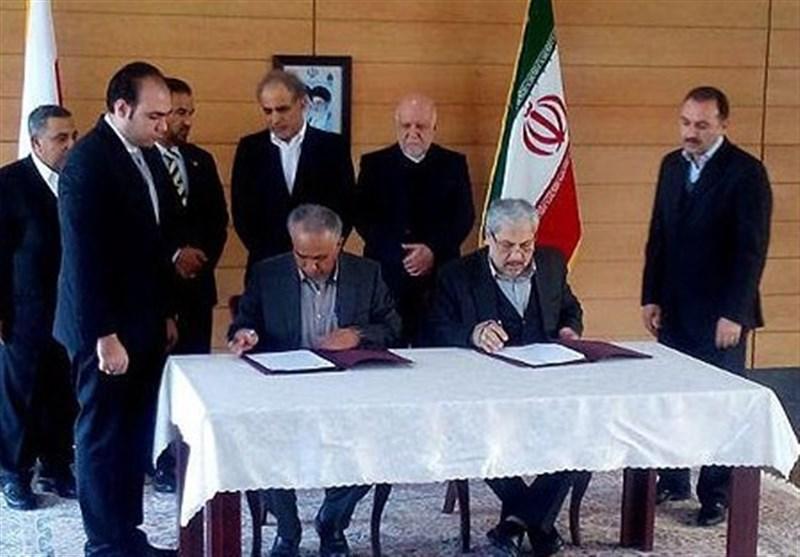 چارچوب توافق گازی ایران و عمان امضا شد، آمادگی5 شرکت برای ایجاد خط لوله زیر دریا