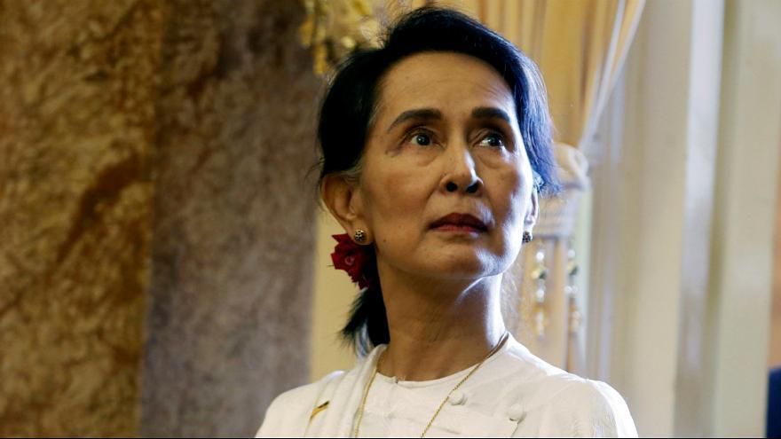 مجلس کانادا شهروندی افتخاری آنگ سان سوچی را پس گرفت