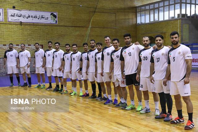 پیروزی مردان هندبال ایران در انتخابی المپیک، کوشش برای کسب عنوان پنجم