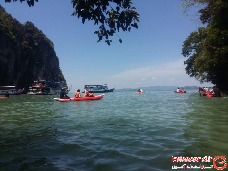 سفری زیبا به پوکت تایلند و جشن آب