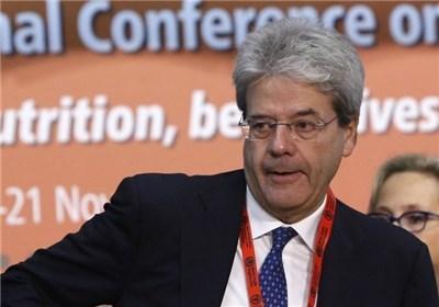 وزیر خارجه ایتالیا: از گروه های میانه رو در لیبی حمایت می کنیم