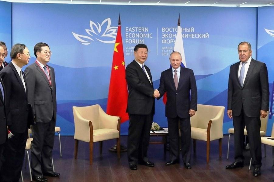 دیدار پوتین با جین پینگ ، روسیه و چین بر گسترش روابط تاکید کردند