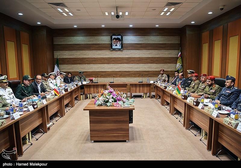 کمیسیون مشترک نظامی ایران و عمان