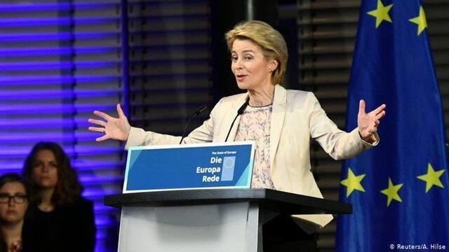 رئیس جدید کمیسیون اروپا: اروپا باید زبان قدرت را یاد بگیرد