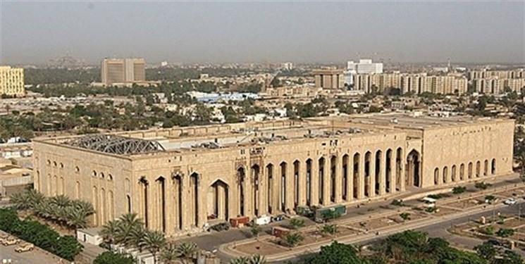 آماده باش کامل سفارت آمریکا در بغداد