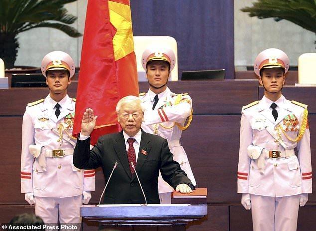 مجلس ویتنام رئیس جمهوری جدید این کشور را انتخاب کرد