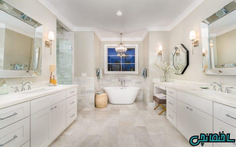 نوسازی حمام منزل