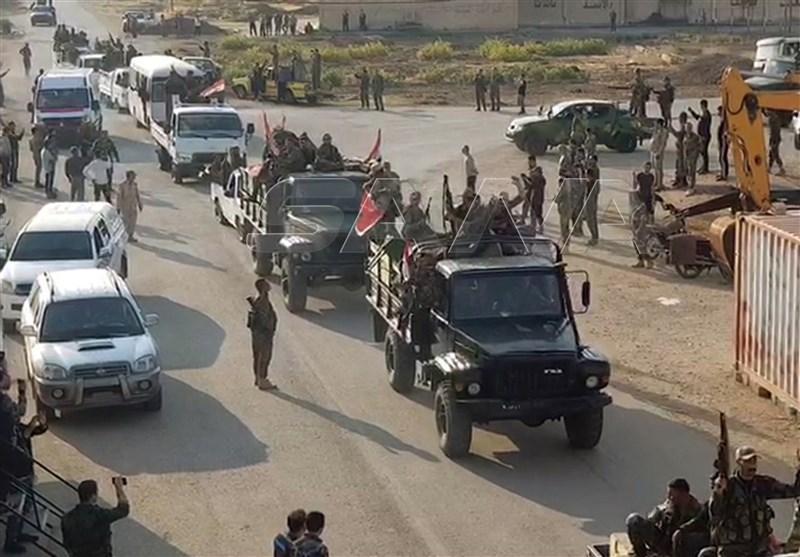 سوریه، احتمال تحویل معره النعمان و روستاهای مجاور بدون درگیری به ارتش