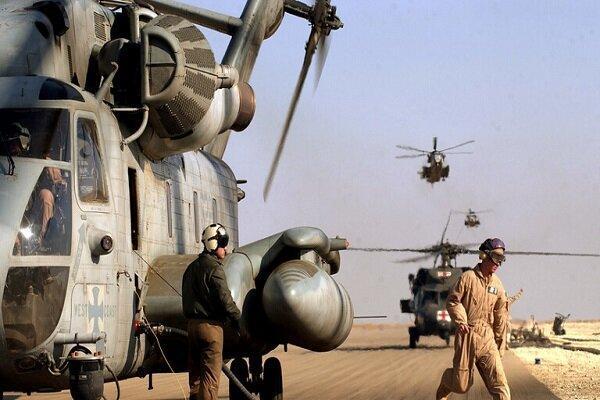 500 خودروی نظامی آمریکا از اردن وارد عراق شد