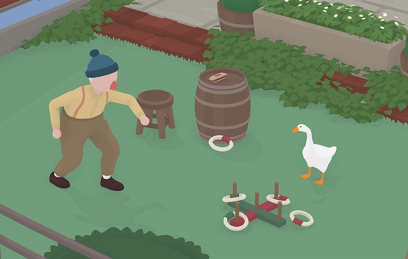 بازی Untitled Goose Game همین هفته به کنسول ها می آید