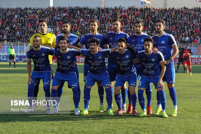 تیم فوتبال گل گهر سیرجان، جریمه شد