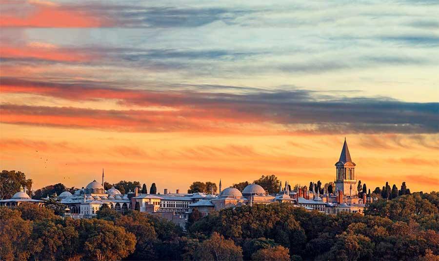 سفر به استانبول ، هر آنچه باید درباره قصر توپکاپی بدانیدمعرفی قصر توپ کاپی