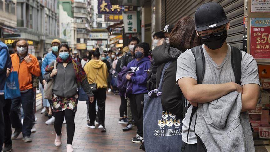 قربانیان کرونا در چین: 564 نفر