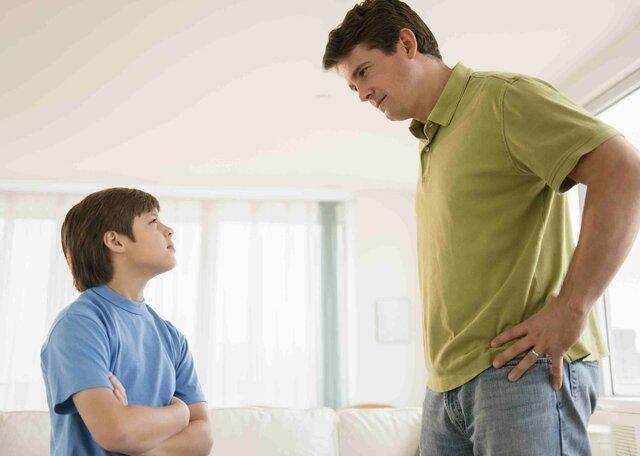 تربیت صحیح فرزندان در سایه محبت و اقتدار