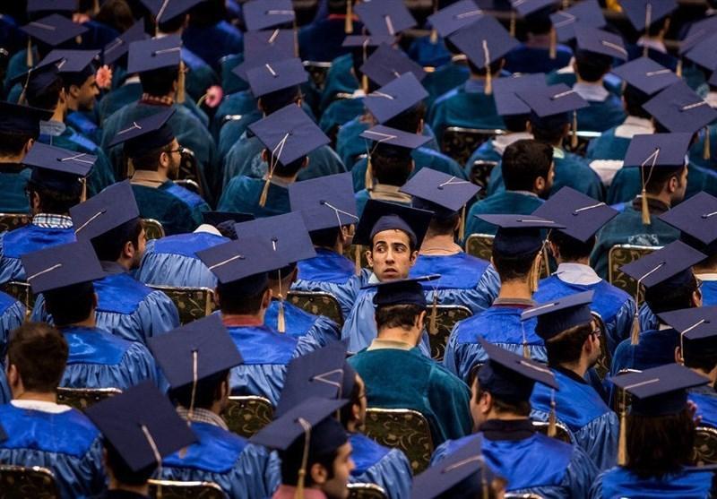کاهش 8 پله ای رتبه ایران در تعداد دانشجویان خارج از کشور