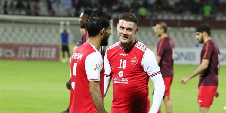 باشگاه پرسپولیس: استوکس فردا می آید، حاشیه سازی ها بابت سفر تیم به امارات درست نیست